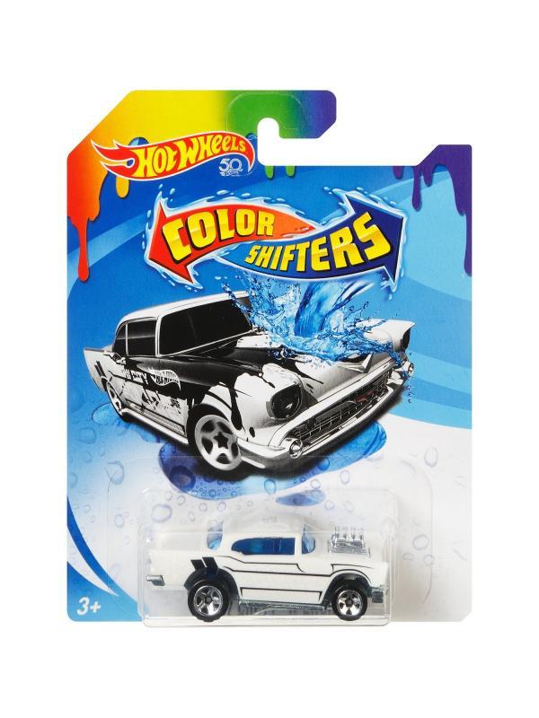 Машинка Измени цвет Hot Wheels «'57 Chevy W Engine»