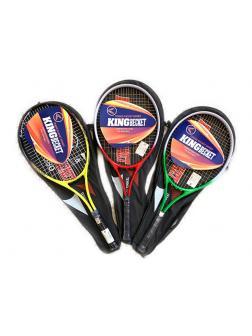 Ракетка KingBecket PRO-080 для большого тенниса в чехле, 11528 / микс