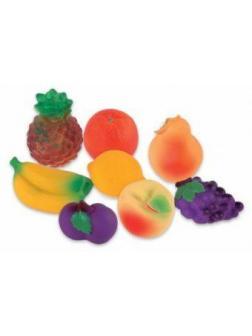 ПВХ Набор фруктов (комп.8 шт)