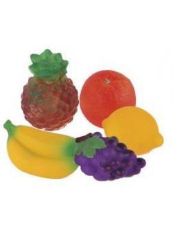 ПВХ Набор фруктов Экзотика
