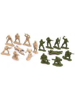 Игр. набор Солдатики 16 шт.