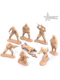 Игр. набор Солдаты Морские котики США (8 шт.)