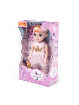 Кукла Милана на вечеринке 37 см, (ходит, танцует, разговаривает, поёт, рассказывает сказки, туфельки с подсветкой)
