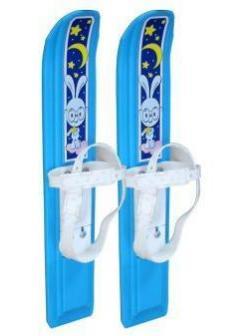 Мини-лыжи Юниор, пластиковые