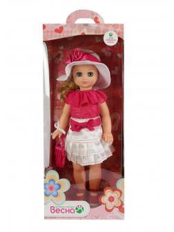 Кукла Лиза Пикник 42 см