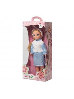 Кукла Анастасия Зима 2 озвученная 42 см