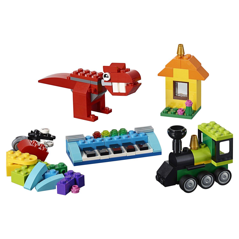 Конструктор LEGO Classic «Модели из кубиков» 11001