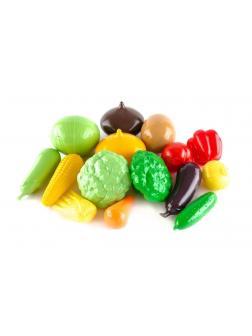 Большой набор овощей