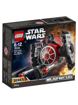 Конструктор LEGO Star Wars Микрофайтер «Истребитель СИД Первого Ордена» 75194