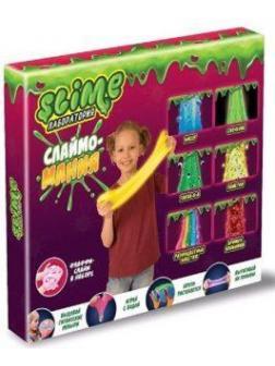 Набор большой для девочек Лаборатория ТМ Slime, 300 гр.