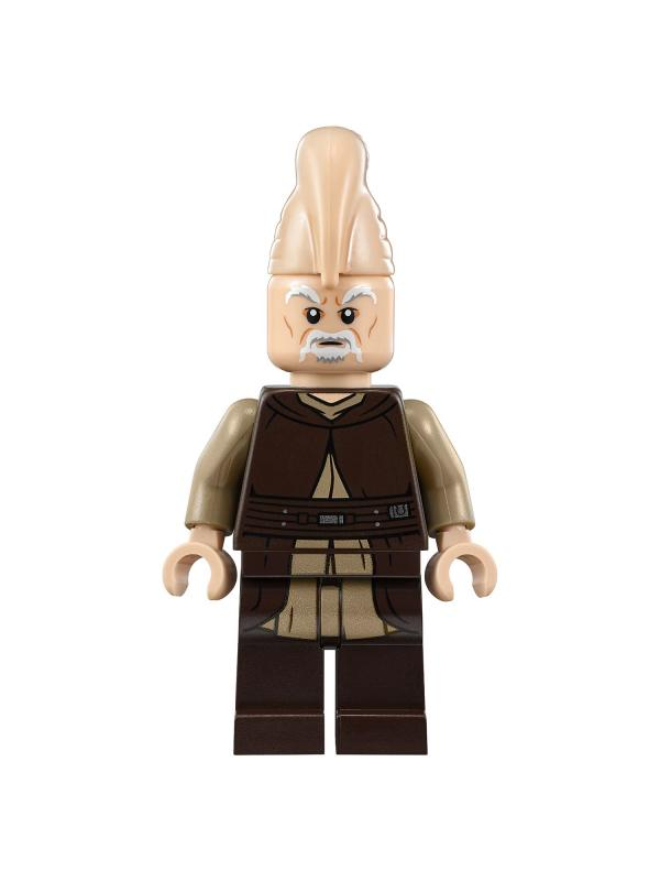 Конструктор LEGO Star Wars 75206 «Боевой набор джедаев и клонов-пехотинцев» 102 детали
