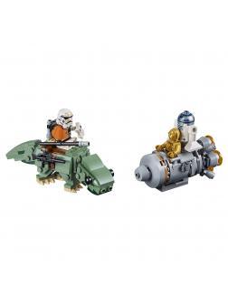 Конструктор LEGO Star Wars Микрофайтеры: Дьюбэк «Спасательная капсула» 75228