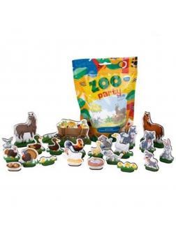 Набор дерев. ZOO PARTY Домашние животные, 22 шт