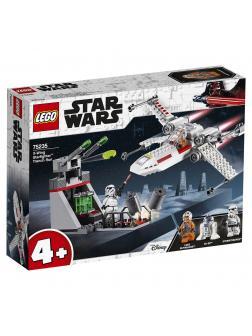 Конструктор LEGO Star Wars «Звёздный истребитель типа Х» 75235