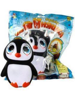 Игрушка-антистресс Мммняшк Пингвин