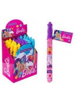 Мыльные пузыри Barbie, колба в термоплёнке, 60 мл., в асс-те