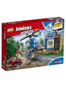 Конструктор LEGO Juniors «Погоня горной полиции» 10751