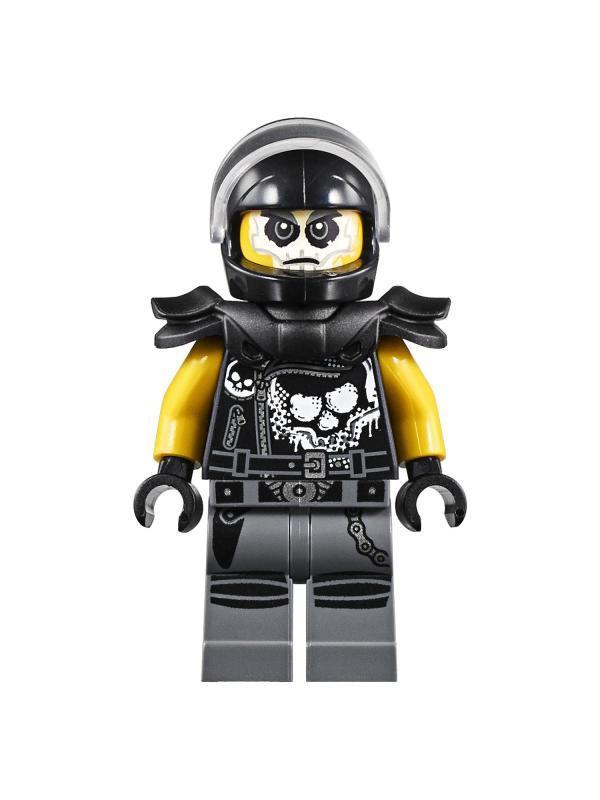 Конструктор LEGO Juniors «Погоня на моторной лодке Зейна» 10755