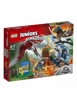 Конструктор LEGO Juniors «Побег птеранодона» 10756