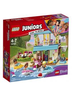 Конструктор LEGO Juniors «Домик Стефани у Озера» 10763