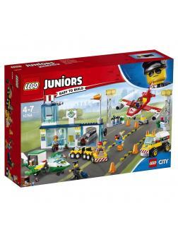 Конструктор LEGO Juniors «Городской аэропорт» 10764