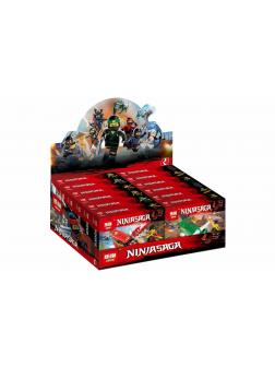 Набор конструкторов Lp НиндзяГо «Фантастическая техника Ниндзяго- часть 1» 03089 (Ninja) 12 шт.