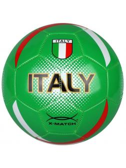 Мяч футбольный X-Match, 1 слой PVC, Италия