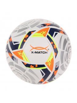 Мяч футбольный X-Match, ламинированный, PU, размер 5, 400 г.