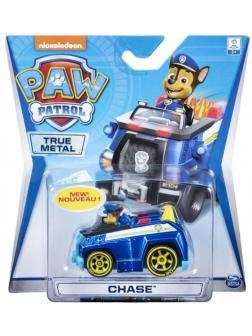 Щенячий патруль Тру металл машинка, в ассорт.