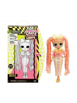 Кукла LOL OMG серия Неон в ассорт.