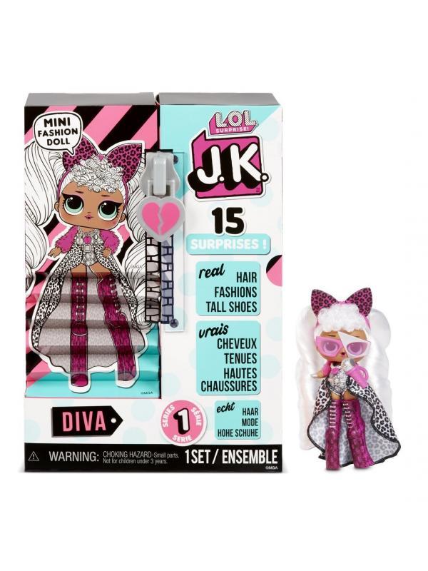 Куколка L.O.L. J.K.- Diva