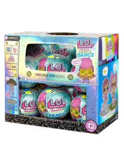 Куколка L.O.L. Surprise Dance Tots в асст. (S21), в ассорт.