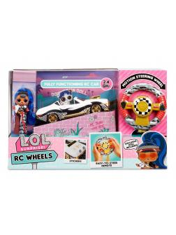 Игрушка  L.O.L. Машина на пульте управления J.K. R/C Wheels