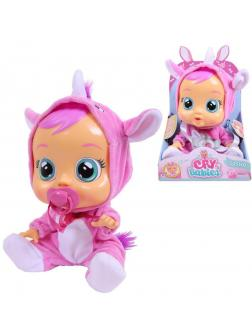 Кукла Cry Babies Плачущий младенец Sasha