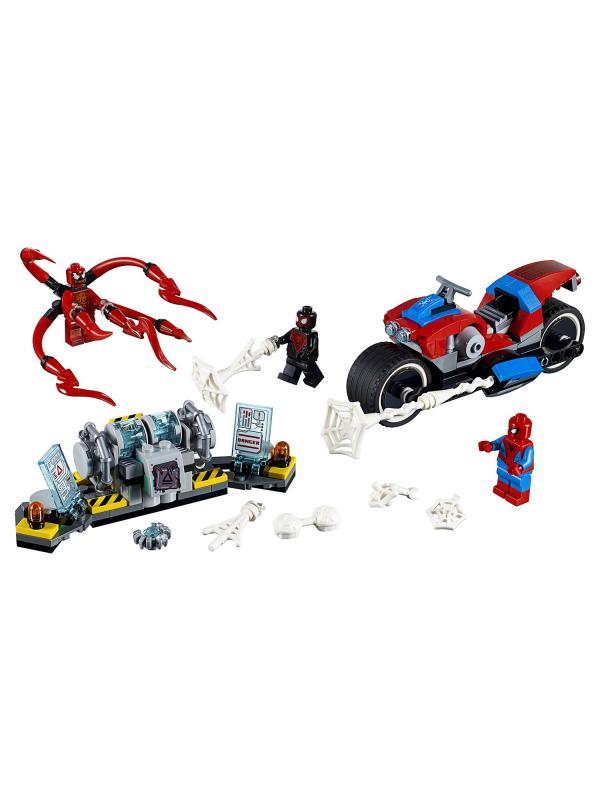 Конструктор LEGO Super Heroes «Спасательная операция на мотоциклах» 76113