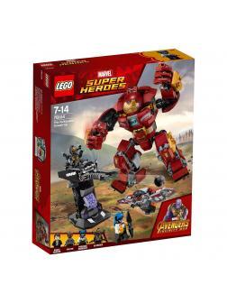 Конструктор LEGO Super Heroes «Бой Халкбастера» 76104