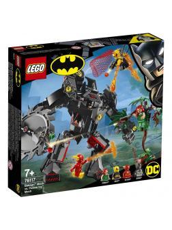 Конструктор LEGO Super Heroes «Робот Бэтмена против робота Ядовитого Плюща» 76117