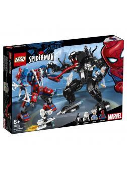 Конструктор LEGO Super Heroes «Человек-паук против Венома» 76115
