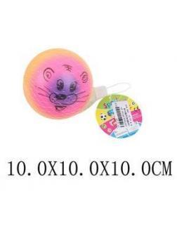 Мяч Радость, 10 см, сетка