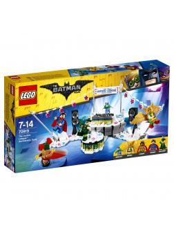 Конструктор LEGO Batman Movie «Вечеринка Лиги Справедливости» 70919, 267 деталей