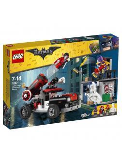 Конструктор LEGO Batman Movie «Тяжёлая артиллерия Харли Квинн» 70921, 425 деталей
