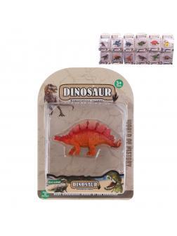 Фигурка динозавра в ассорт., блистер