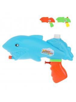 Пистолет водяной Акула в ассорт.