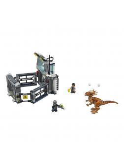 Конструктор LEGO Jurassic World «Побег стигимолоха из лаборатории» 75927, 222 детали