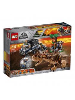 Конструктор LEGO Jurassic World «Побег в гиросфере от карнотавра» 75929, 577 деталей