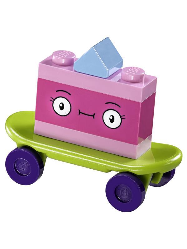 Конструктор LEGO Unikitty Коробка кубиков для творческого конструирования «Королевство» 41455, 433 детали
