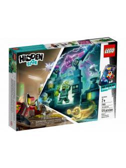 Конструктор LEGO Hidden Side «Лаборатория призраков» 70418, 174 детали