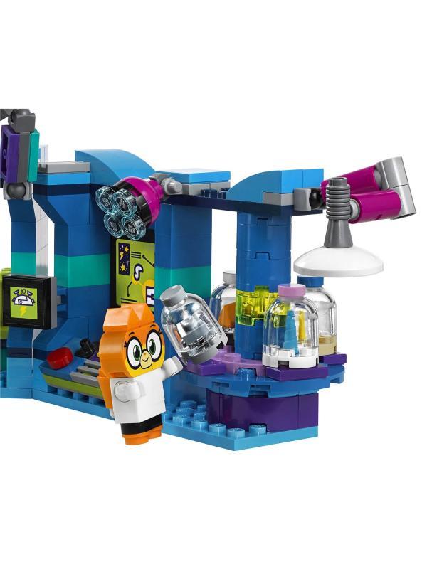Конструктор LEGO Unikitty «Лаборатория доктора Фокса» 41454, 359 деталей