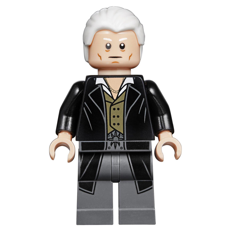Конструктор LEGO Harry Potter «Побег Грин-де-Вальда» 75951, 132 детали