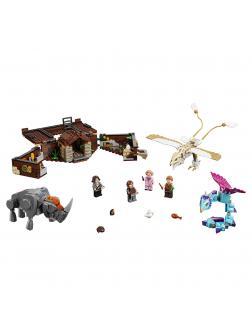 Конструктор LEGO Harry Potter «Чемодан Ньюта Саламандера» 75952, 694 детали